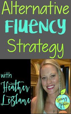 Alternative Fluency Strategy