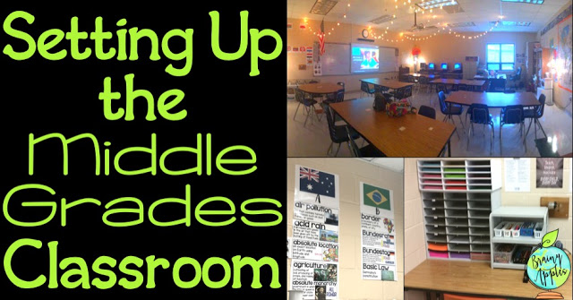Setting Up the Middle Grades Classroom